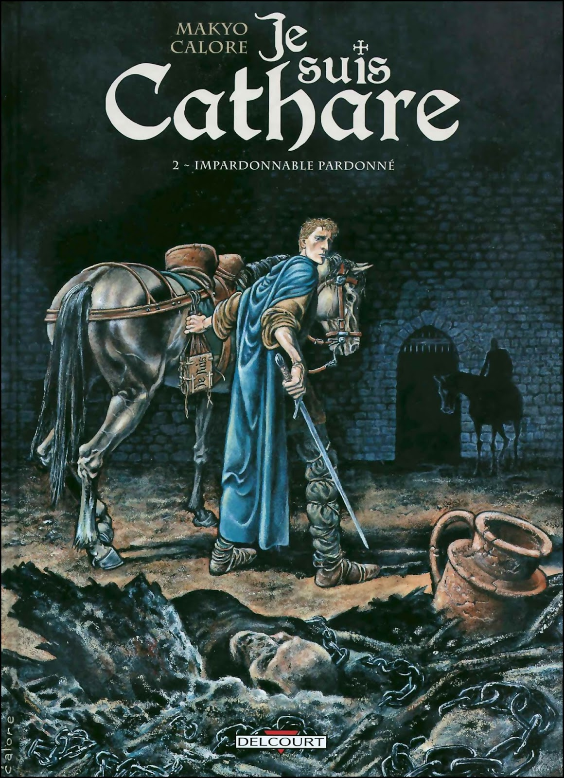 cathares bd histoire aventure
