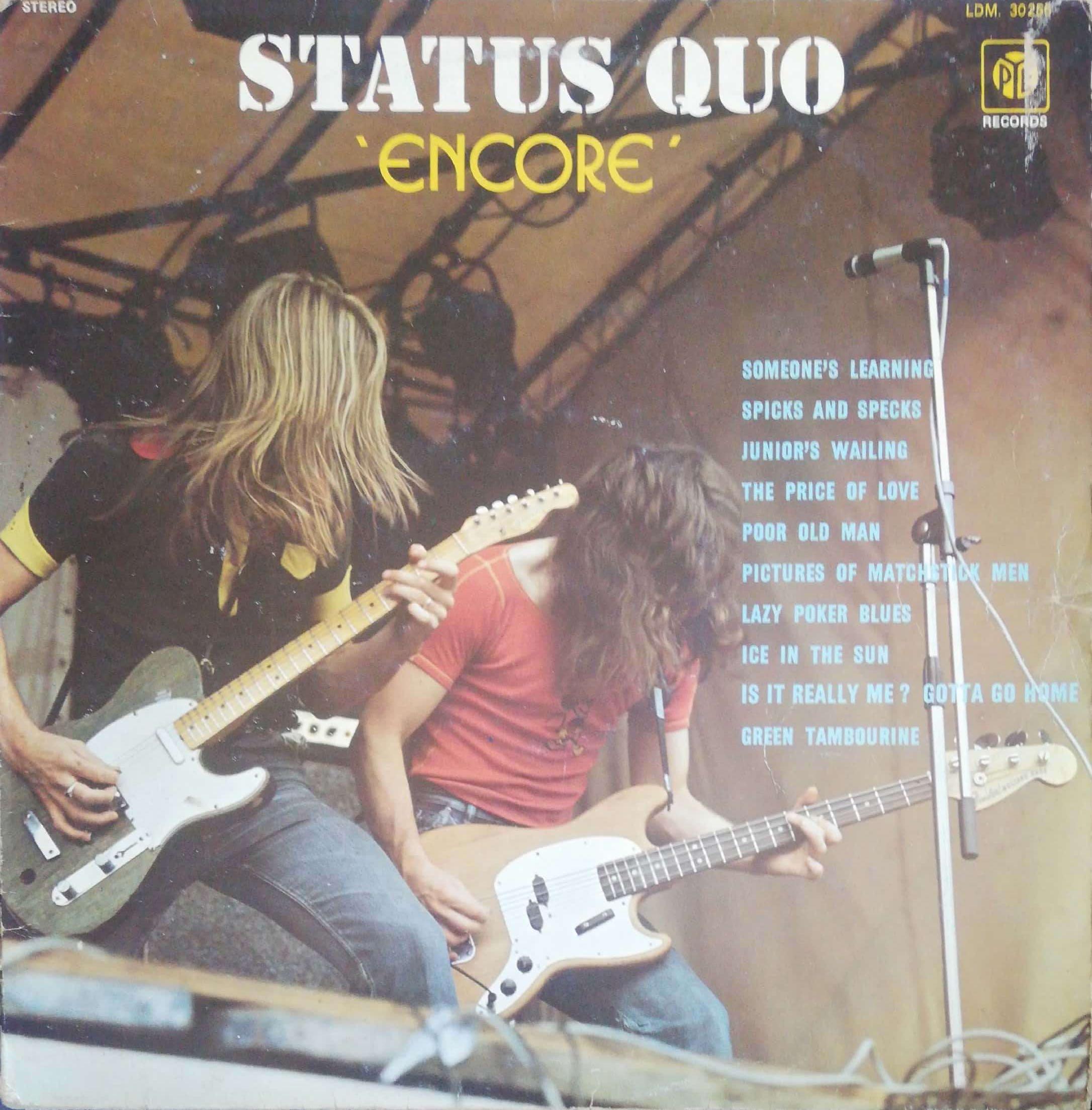 blues rock hard psychédélique Angleterre LP