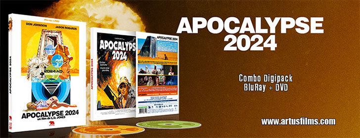 Apocalypse 2021 Bluray DVD Artus Films