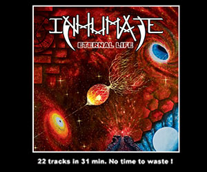 Inhumate Nouvel Album Eternal Life